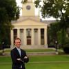 CARL RUSSO/Staff photo. ANDOVERS MAGAZINE: Phillips Academy Headmaster, John Palfry. 9/16/2013.