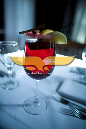 Palmers Restaurant and Pub make their own Sangria.<br /> Photo by Jan Lee Seeger.