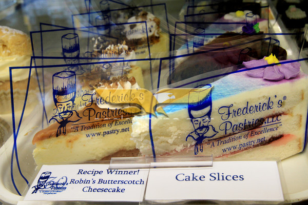 Frederick's Pastries.<br /> Photo by Angie Beaulieu