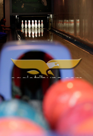 MARY SCHWALM/Staff photo.  5/29/11<br /> Love bowling? If you lived here, you could do it at home.