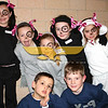 Reese Pascucci, Kiara Ham, Sarah Yonchak, Meghan Dee, Shelby Nassar, Justin Tarapata and Timmy Briley at the annual Variety Show at Franklin Elementary School in North Andover on March 3, 2011.