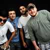From left, Guy Jerry, Justin Trulli, Alex Bardascino, and Tyler Mortenson of the rock band Leaders Led.