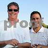 Andover:  Enjoying the event, at left, Woody Woodworth of North Andover and Mike Nahill of Andover,at the Lazarus House Golf Tourney, Tuesday, to benefit Lazarus House Ministries, at Andover Country<br /> Club, Andover.<br /> 8-11-09                 Photo by Frank J. Leone, Jr.