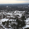 MARY SCHWALM/Staff photo  Phillips Academy in Andover as seen from a helicopter. 3/4/14