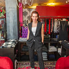 AMANDA SABGA/ Staff photo <br /> <br /> Dressed boutique owner Amy Finegold models outfits from the line she created with Vietnamese designer Anna Vo. <br /> <br /> 9/18/15