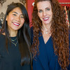 AMANDA SABGA/ Staff photo <br /> <br /> Vietnamese designer Anna Vo collaborated with Amy Finegold, owner of the Dresscode boutique in downtown Andover, and launched their own clothing line.<br /> 9/18/15