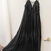 TIM JEAN/Staff photo  <br /> A dress by designer Rachel Zoe in black.    3/15/16