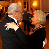 George and Audrey Nason, board member, both of Andover,
