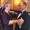 Jayne and Joe Gifun show their style on the dance floor.<br /> Photo by Frank J. Leone, Jr.
