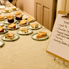 Crossroads offers an array of homemade desserts for each show. Photo by Maria Uminski