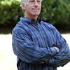 AMY SWEENEY/Staff photo. Bob Muldoon outside of his Andover condo. 9/19/14