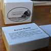 RYAN HUTTON/ Staff photo<br /> Handmade soaps from Gaouette Farm at the Andover Farmer's Market.
