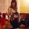 Photo/Reba Saldanha Fabiana Tzizik and son Joseph, 5, of Andover, dance during the Mother/Son Valentine's Dance at Andover's Old Town Hall February 12, 2016