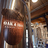RYAN HUTTON/ Staff photo<br /> The brew works at Oak & Iron Brewing sit at the ready.