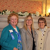 Photo/Reba Saldanha  (from left) Peggy Orroth, Tracy Johnson, and her mother Mary Johnson, all of Windham, at the retirement celebration of castle manager Sister Josette Parisi at Searles Castle in Windham, NH Sunday November 8, 2015.