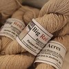 MARY SCHWALM/Staff photo Yarn made from Alapca at Big Red Acres in Andover. 12/21/14