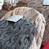 MARY SCHWALM/Staff photo Hats made from Alpaca. 12/21/14