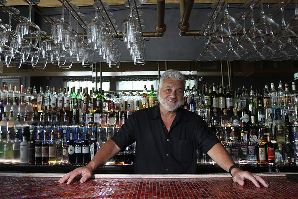 Angie Beaulieu photo. Paul Sordillo, bartender at Venetian Moon in Reading.
