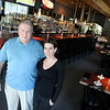 Angie Beaulieu photo.  Carmen Cavallo and his daughter Lisa, owners of Venetian Moon in Reading.