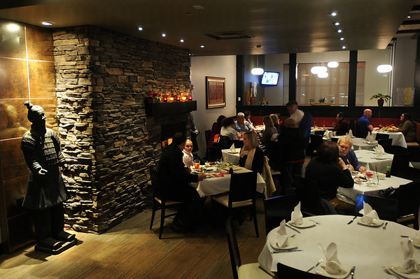 CARL RUSSO/Staff photo. Oye restaurant in Reading. 1/10/2014.