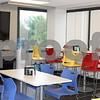 Reading Co-Operative Bank's new lunchroom. Photo by Thomas Shamma