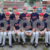 Local Youth baseball team traveled to Italy this past summer for a baseball tournament and finished third. Back row (L to R): Anthony Eldridge, Daniel Madden, Shawn DiVecchia, Bob Donohue, Mike McCauley, Jack O'Brien, Tyler Collins. Bottom row: Peter Demetri, Marco Vittozzi, Greg Sawyer, Ryan Dinapoli, Matt Corrieri and Jared Valade.