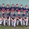 Local Youth baseball team traveled to Italy this past summer for a baseball tournament and finished third. Back row (L to R): Assistant Coach Jim Demetri, Anthony Eldridge, Daniel Madden, Shawn DiVecchia, Bob Donohue, Mike McCauley, Jack O'Brien, Tyler Collins, Assisant Coach Sergio Coviello and Head coach Marco Vittozzi. Bottom row: Peter Demetri, Marco Vittozzi, Greg Sawyer, Ryan Dinapoli, Matt Corrieri and Jared Valade. Photo by Maria Uminski