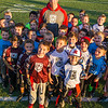 AMANDA SABGA/ Staff photo <br /> <br /> Saturday Night Lights flag football league in Reading. <br /> <br /> 10/10/15