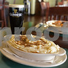 RYAN HUTTON/ Staff photo<br /> The Bunratty Tavern's shepards pie paired with a Guinness.