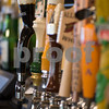 JIM VAIKNORAS/Staff photo Beer taps at Bunratty's in Reading.