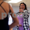 JIM VAIKNORAS/Staff photo Teacher Kristina Simopoulos encourages her students during a ballet class at LaPierre Dance Sudio in Reading.