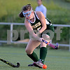 RYAN HUTTON/ Staff photo<br /> North Reading's Alice Shaw fires a pass to a teammate during the September 14 game at the Amesbury Sports Park against Pentucket.