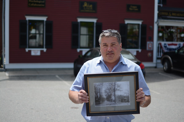 TERRY DATE/Staff photo. Ryer's General Store from 1912 endures in 2015. 5/21/15