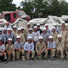 Courtesy photo Team members of the Essex County Technical Rescue Team pose for a photo during training in Florida.
