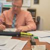 AMANDA SABGA/ Staff photo <br /> <br /> Windham Town Administrator David Sullivan.<br />  <br /> 2/8/16