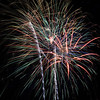CARL RUSSO/Staff photo. Windham 4th. of July fireworks celebration. 6/30/2016.
