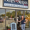 Stars and Stripes owner Laura LaValle<br /> <br /> Photo by joebrownphotos.com