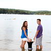 Jessica Brooklyn, 4, and Tyson, 1, Dylan Buckley of Windham.<br /> PHOTO BY AMY SWEENEY