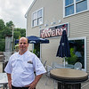 AMANDA SABGA/ Staff photo <br /> <br /> Harry Williams, the chef at Red's Tavern in Windham.<br /> 7/14/15