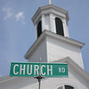 The People for the Steeple restoration group at the Windham Presbyterian Church.<br /> PHOTO BY TERRY DATE