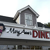 RYAN HUTTON/ Staff photo<br /> Mary Ann's Diner of Windham.