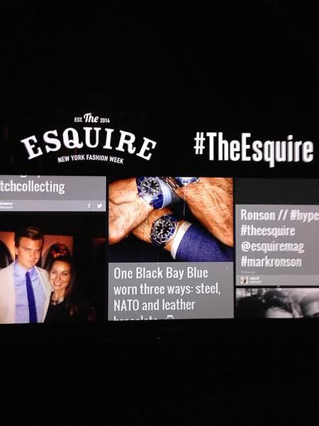 Esquire NYFW Hearst
