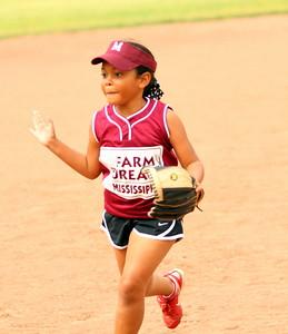Magee 2012 Opening Day Baseball and Softball