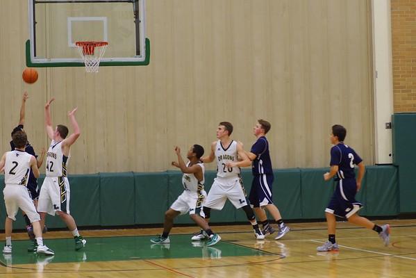 LBG boys BasketBall