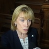 Maggie Hassan At Bill Signings Addressing Substance Misuse Crisis At Manchester Police Athletic League In Manchester, NH