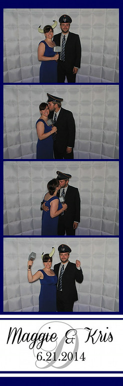 Maggie and Kris' Wedding