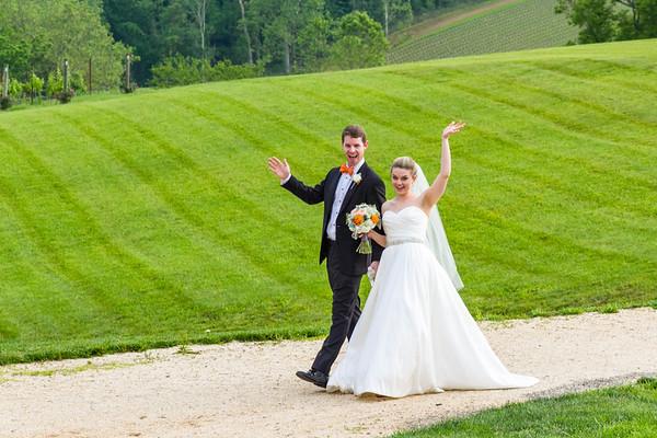 Maggie and Matt Wedding