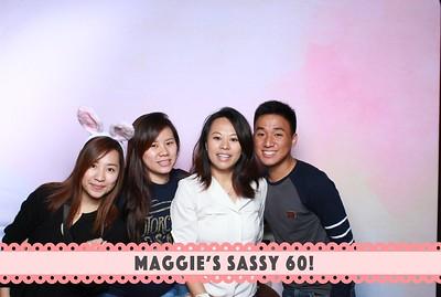Maggie's Sassy 60