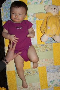 Thirty-nine weeks old!