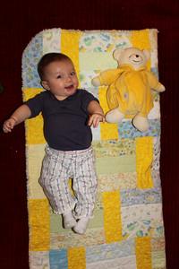 Twenty-one weeks old!